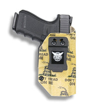 HK P2000 9mm/40s&w KYDEX IWB Concealed Carry Holster