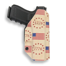 Glock 19 23 32 45 19X Gen 3-4-5 IWB KYDEX Concealed Carry Holster