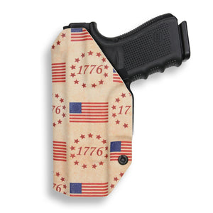 Glock 19 23 32 45 19X IWB KYDEX Concealed Carry Holster Gen 3-4-5