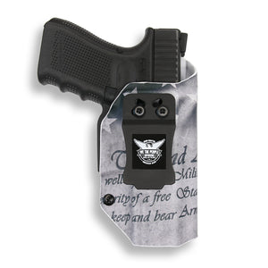 CZ 75 SP-01 Phantom KYDEX IWB Concealed Carry Holster