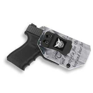 "Kimber 1911 5"" With Rail Only IWB Holster"