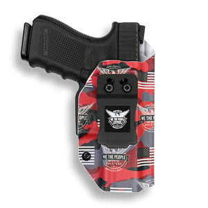 "Springfield XD 3"" Sub-Compact Holster IWB 9MM/.40SW"