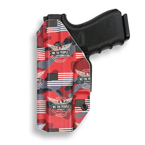 "Walther PPQ M2 4"" 9MM IWB KYDEX Concealed Carry Holster"