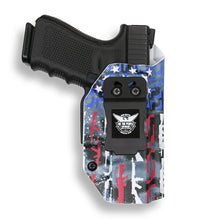 "Kimber 1911 3.25"" With Rail Only RDS Red Dot Optic Cut IWB Holster"