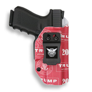 Glock 34 35 MOS with Streamlight TLR-1/1S/HL Light RDS Red Dot Optic Cut IWB Holster