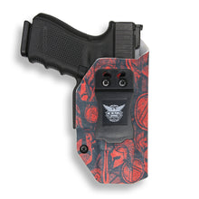 "Springfield 1911 4"" No Rail Only RDS Red Dot Optic Cut IWB Holster"