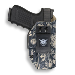 Walther PPS M1 9/40 IWB KYDEX Concealed Carry Holster