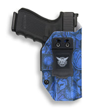 "1911 3.25"" Defender With Rail Only RDS Red Dot Optic Cut IWB Holster"