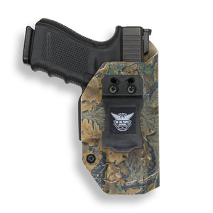 LC380 SR22 Inside Waistband Concealed Carry Pistols Holster LC9S IWB Holster Fits:Ruger EC9S