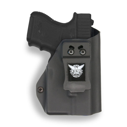 Glock 26 27 33 with Streamlight TLR-6 Light/Laser IWB Holster