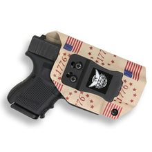 Glock 26 27 33 IWB KYDEX  Concealed Carry Holster