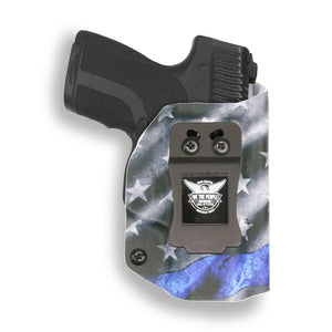 "Honor Defence Honor Guard 3.2"" Sub-Compact HG9SC KYDEX IWB Concealed Carry Holster"
