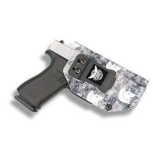 Glock 48 G48 KYDEX IWB Concealed Carry Holster