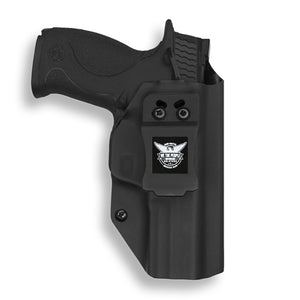 "Smith & Wesson M&P / M2.0 4.25"" / M2.0 4"" Compact 9/40 Manual Safety IWB Holster"