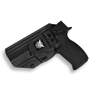 "Smith & Wesson M&P / M2.0 4.25"" / M2.0 4"" Compact 9/40 Manual Safety KYDEX IWB Concealed Carry Holster"