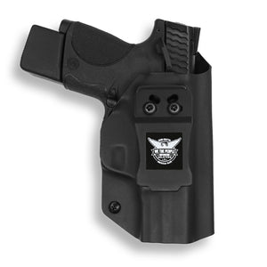 "Smith & Wesson M&P 9C/40C / M2.0 3.5""/3.6"" Compact Manual Safety IWB Holster"