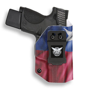 "Smith & Wesson M&P 9C/40C / M2.0 3.5""/3.6"" Compact Manual Safety IWB KYDEX Concealed Carry Holster"