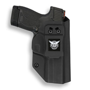 "Smith & Wesson M&P Shield 4"" / M1.0 M2.0 9MM/.40 Kydex Concealed Carry Holster IWB"