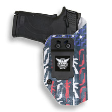 Smith & Wesson M&P 9 Shield EZ IWB KYDEX Concealed Carry Holster