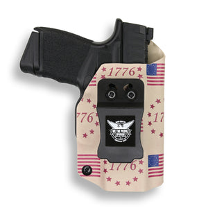 "Springfield Hellcat 3"" Micro-Compact 9mm IWB KYDEX Concealed Carry Holster"