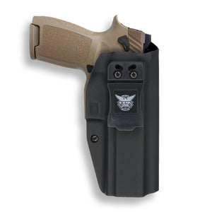 Sig Sauer P320 Full Size with Manual Safety IWB Holster