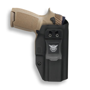 Sig Sauer P320C with Manual Safety IWB Holster