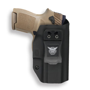 Sig Sauer P320SC with Manual Safety IWB Holster