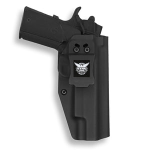 "Colt 1911 5"" Government With Rail Only IWB Holster"