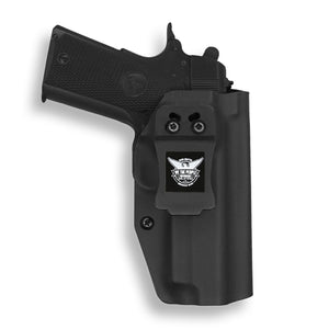 "1911 4"" Commander With Rail Only IWB Holster"