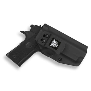 "Springfield 1911 4"" With Rail Only IWB Holster"