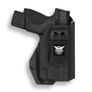 "Smith & Wesson M&P 9C/40C / M2.0 3.5""/3.6"" Compact with Streamlight TLR-7 Light IWB Holster"