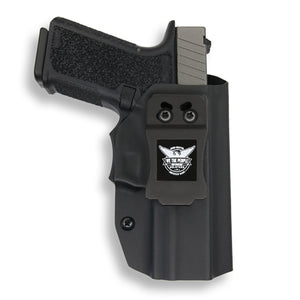 Polymer80 P80 Glock 19 23 32 4.02in IWB Holster
