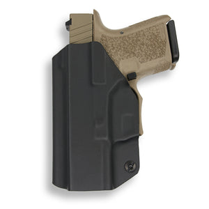 Polymer80 P80 Glock 26 27 33 3.43in KYDEX IWB Concealed Carry Holster