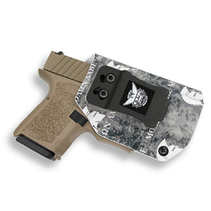 Polymer80 P80 Glock 26 27 33 3.43in IWB Holster