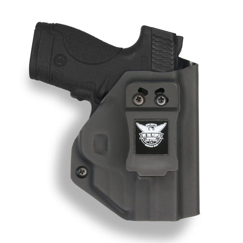 Smith & Wesson M&P Shield / M2.0 Crimson Trace LG-489 Laser 9mm/.40 KYDEX IWB Concealed Carry Holster