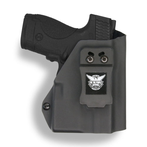 Smith & Wesson M&P Shield / M2.0 / Plus 9mm/.40 with Streamlight TLR-6 Light/Laser IWB Holster