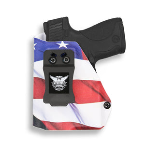 Smith & Wesson M&P Shield / M2.0 9mm/.40 with Streamlight TLR-6 Light/Laser IWB Holster