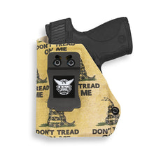 Smith & Wesson M&P Shield / M1.0 M2.0 9mm/.40 with Streamlight TLR-6 Light/Laser IWB Kydex Concealed Carry Holster