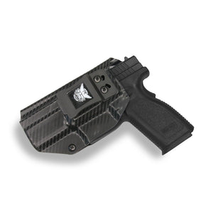 "Springfield XD 4"" Service 9MM/.40SW IWB Holster"