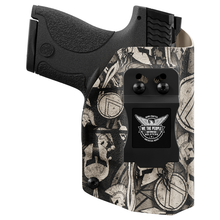 Smith & Wesson SD9/SD40 VE IWB Holster