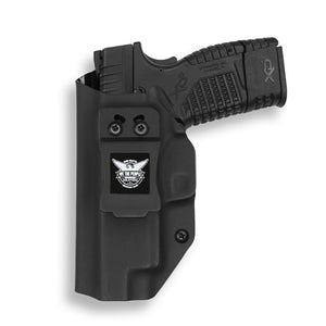 "Springfield XD-S 4.0"" 9MM/45ACP IWB Kydex Concealed Carry Holster"