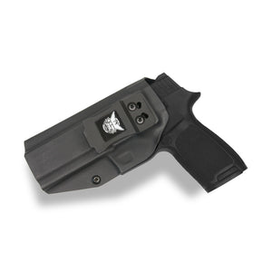 Sig Sauer P320 / P250 Full Size IWB Kydex Concealed Carry Holster