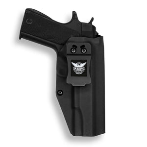 "1911 5"" Government No Rail Only IWB Holster"