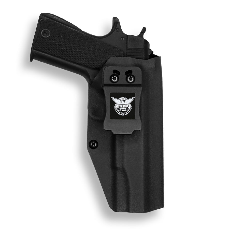 "Kimber 1911 5"" No Rail Only IWB Holster"