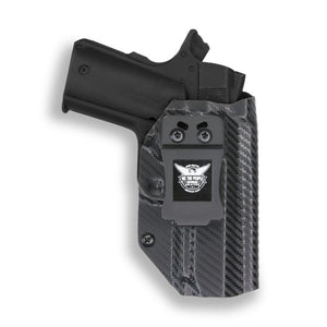 "1911 3.25"" Defender No Rail Only IWB Holster"