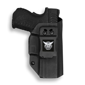 "Springfield XDm 3.8"" Compact 9MM/.40SW/.45 IWB Holster"