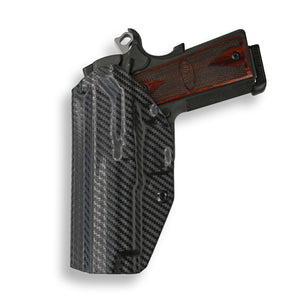 "Sig Sauer 1911 4.2"" No Rail Only 45ACP KYDEX IWB Concealed Carry Holster"