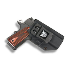 "Sig Sauer 1911 3.3"" No Rail Only 45ACP KYDEX IWB Concealed Carry Holster"