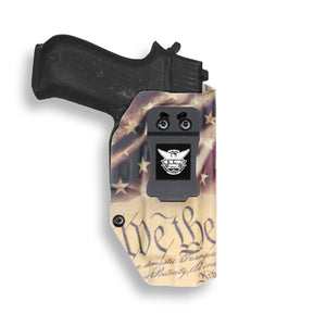 Sig Sauer P220 KYDEX IWB Concealed Carry Holster