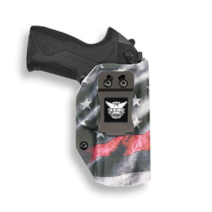 Beretta PX4 Storm Fullsize 9/40mm KYDEX IWB Concealed Carry Holster